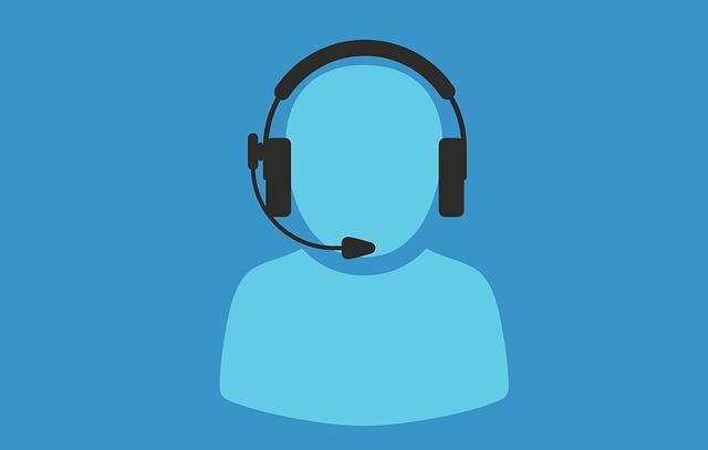 formation service client au téléphone